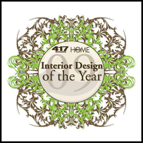 Interior Design Of The Year Winner -- Dining Room Category