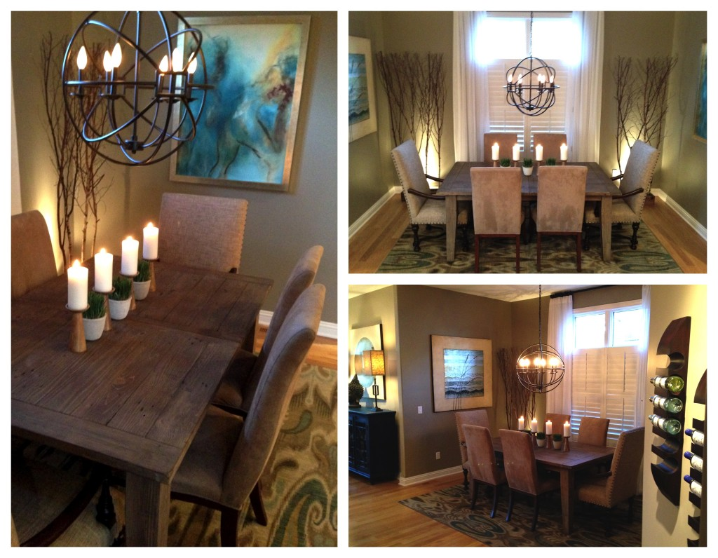 Dining Room Composite