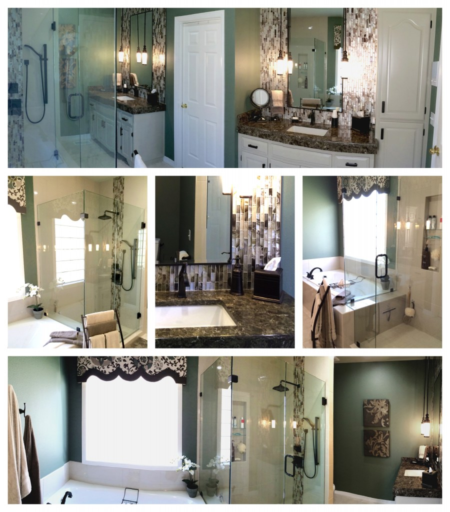 Master Bathroom Composite