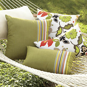 Diy Friday Easy Outdoor Pillows Gina Mcmurtrey