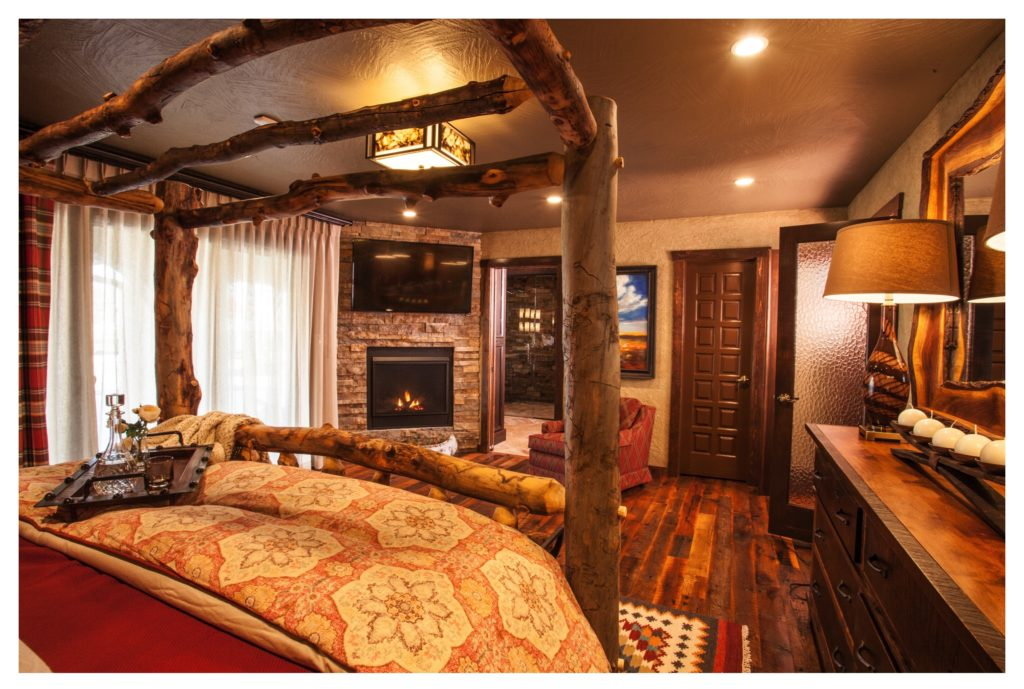 Rustic Master Bedroom 2