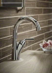 """Kalista """"One"""" Faucet in Chrome"""