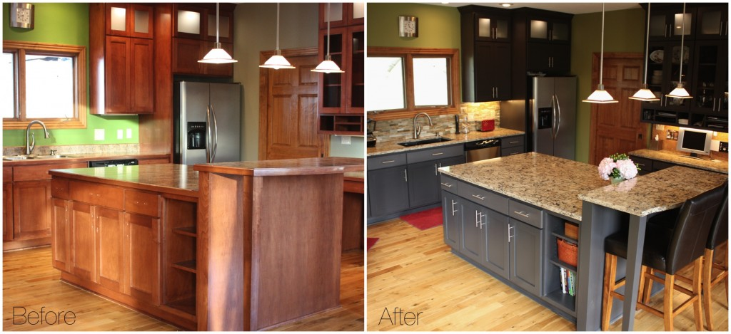 McMurtrey Kitchen Remodel-Before & After
