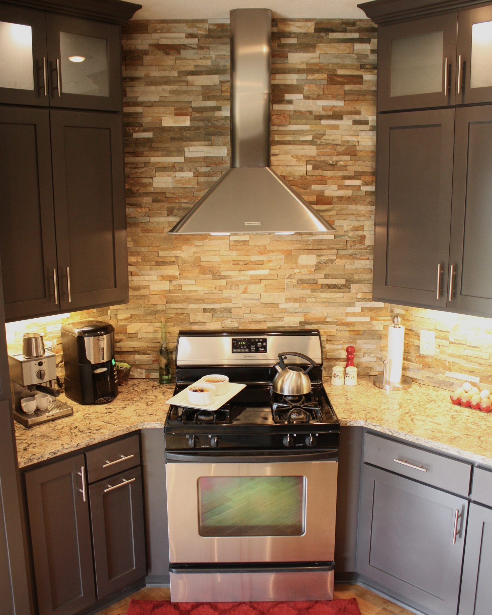 reflections on a designer s kitchen mini remodel