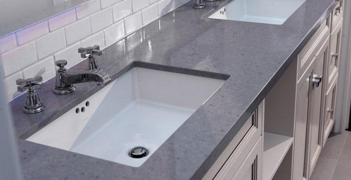 Honed vs  Polished Granite and Quartz Countertops: What's