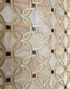 Oceanside Glasstile® Devotion: Vogue Pattern