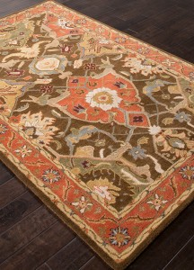 Jaipur's Poeme Hand-Tufted Wool Rug