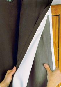 Insulating Drapery