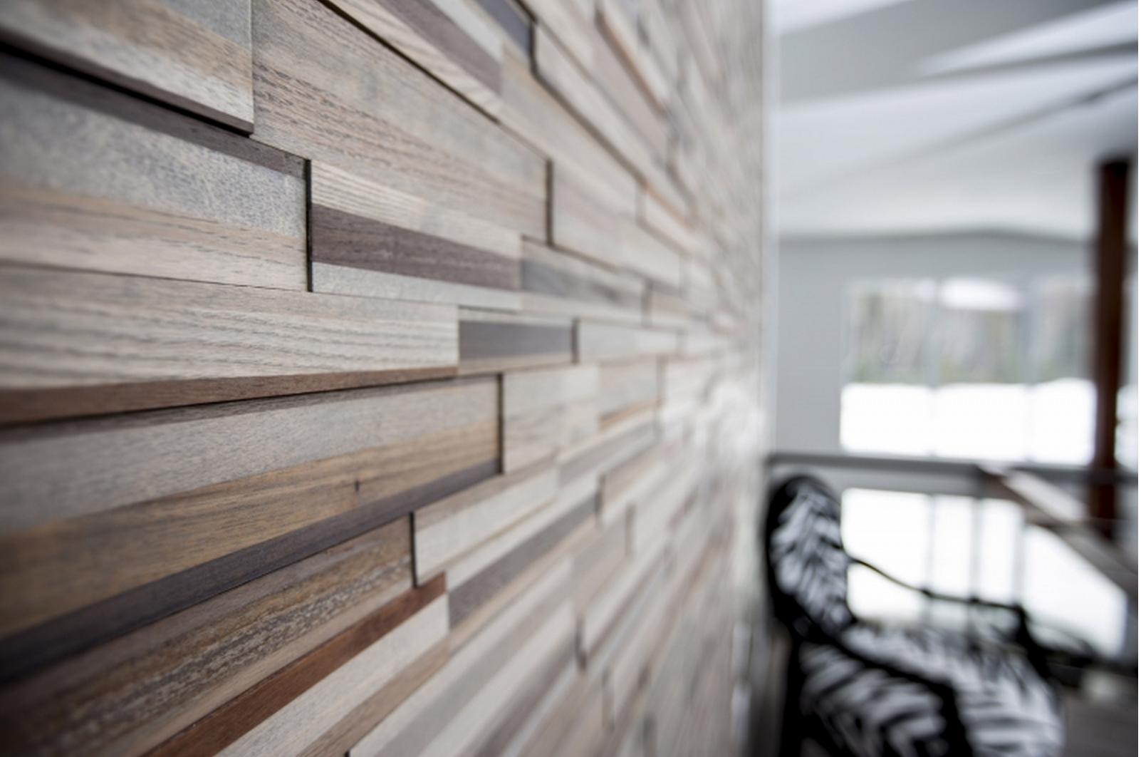 Add a warm contemporary look to any room with easy diy for Decoracion de paredes modernas
