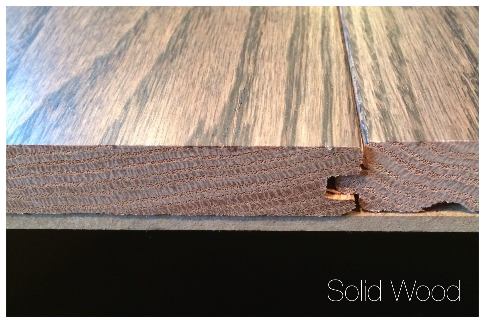Solid wood floors versus engineered wood - Solid Wood Flooring