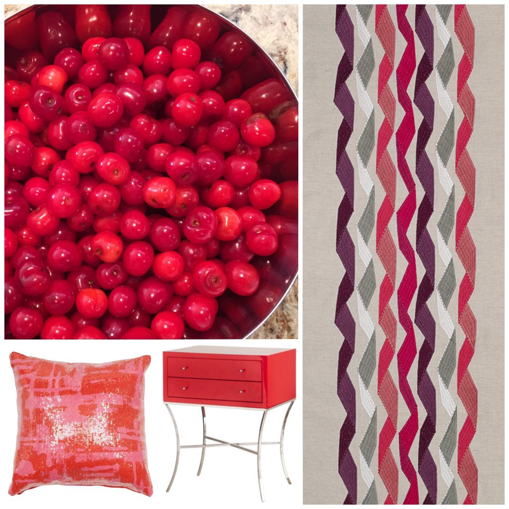 Cherries Color Inspiration
