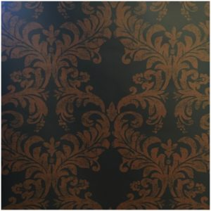 brown-navy-damask-wallpaper