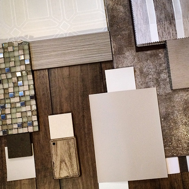 Neutral Interiors Palette by Gina McMurtrey Interiors LLC
