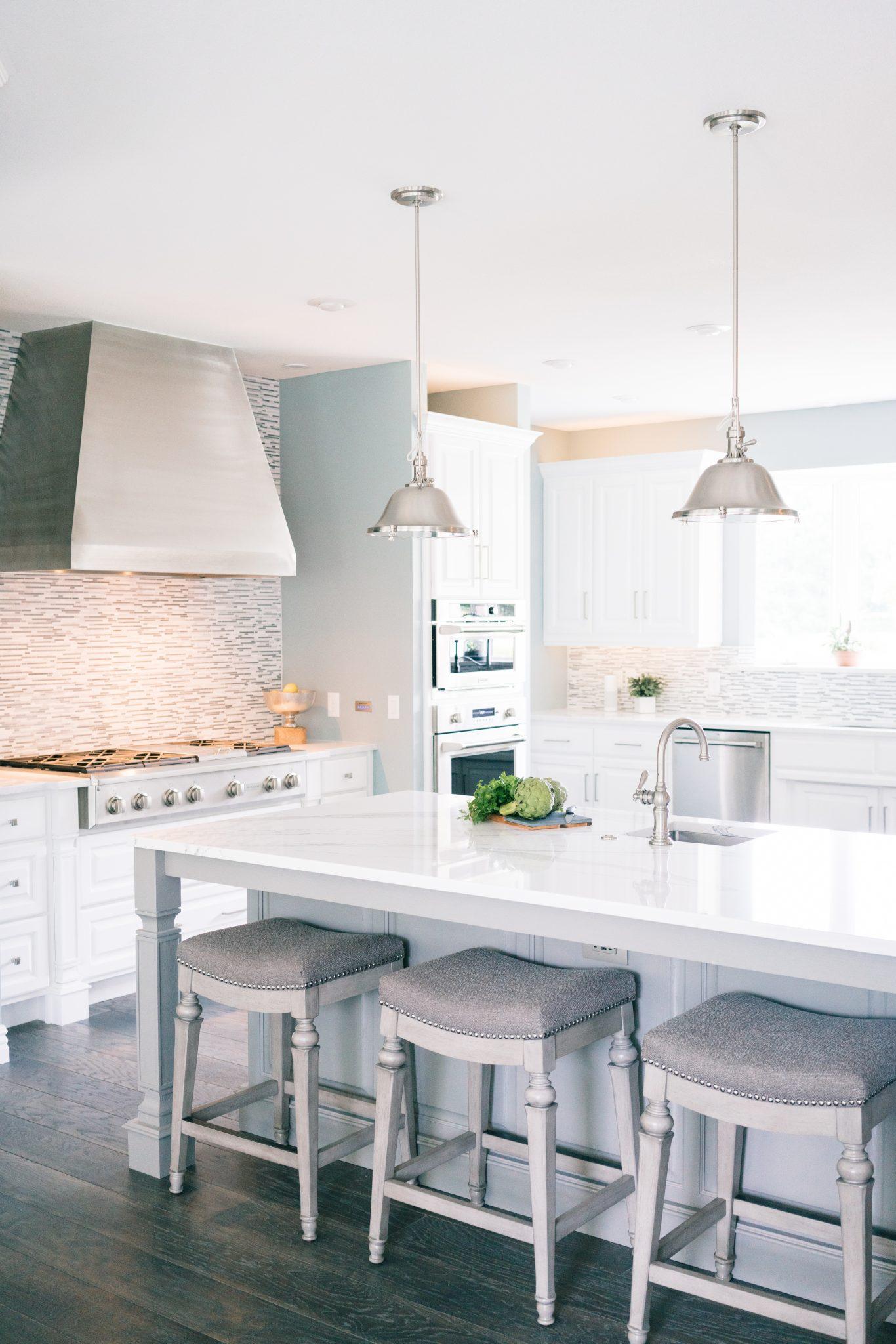 Bright Open Kitchen Gina Mcmurtrey Interiors Llc
